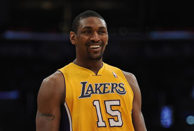 Metta World Peace Drops Song About Baltimore | Baltimore Media Blog