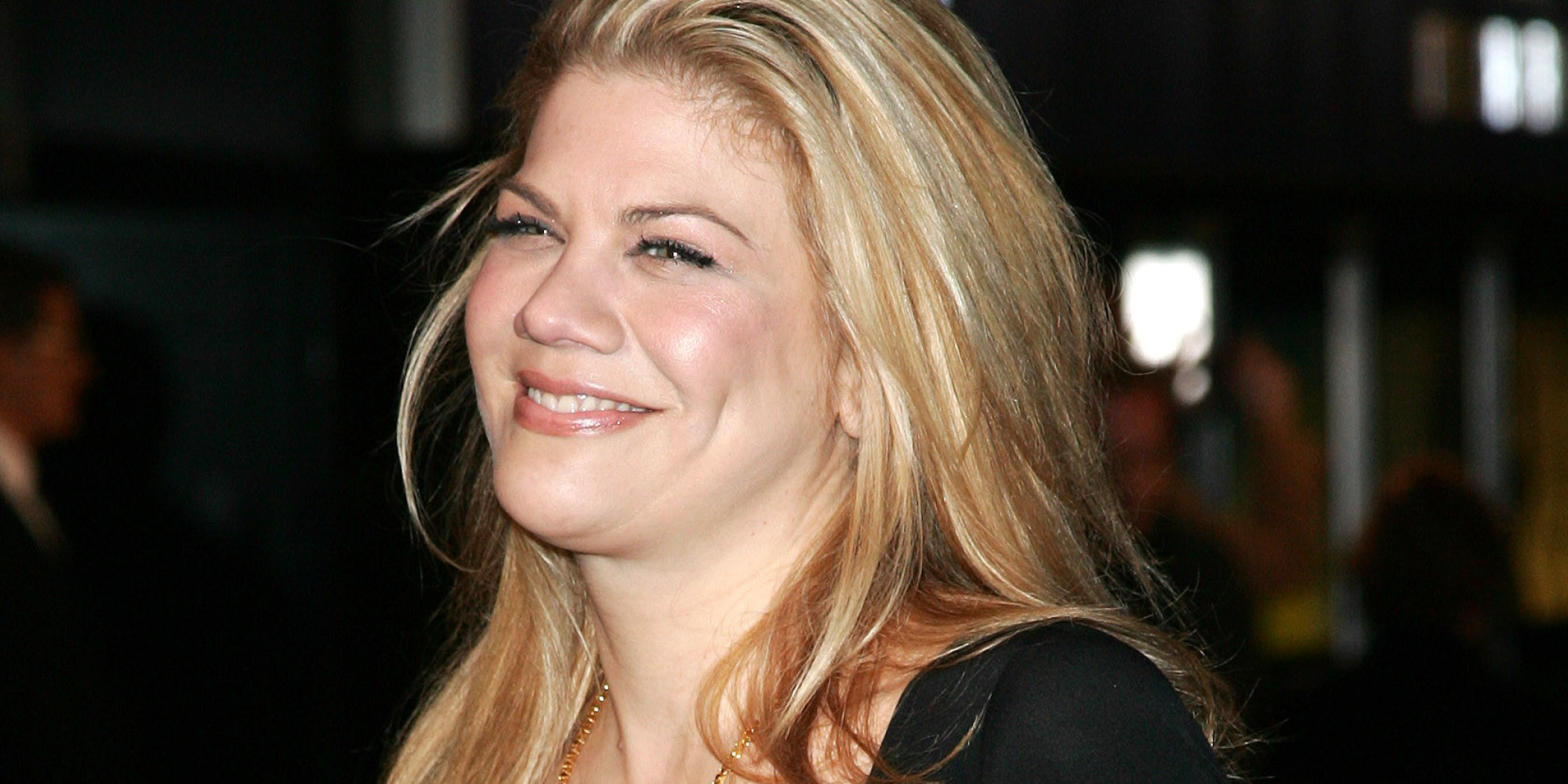 kristen johnston husband