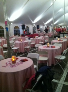 The Survivors Tent