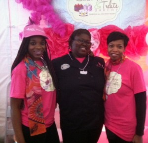 The team from Sweet Things & Treats!