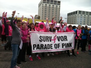The Parade of Pink!