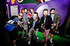 Reel Big Fish promo shot by jodi photography jan 2016