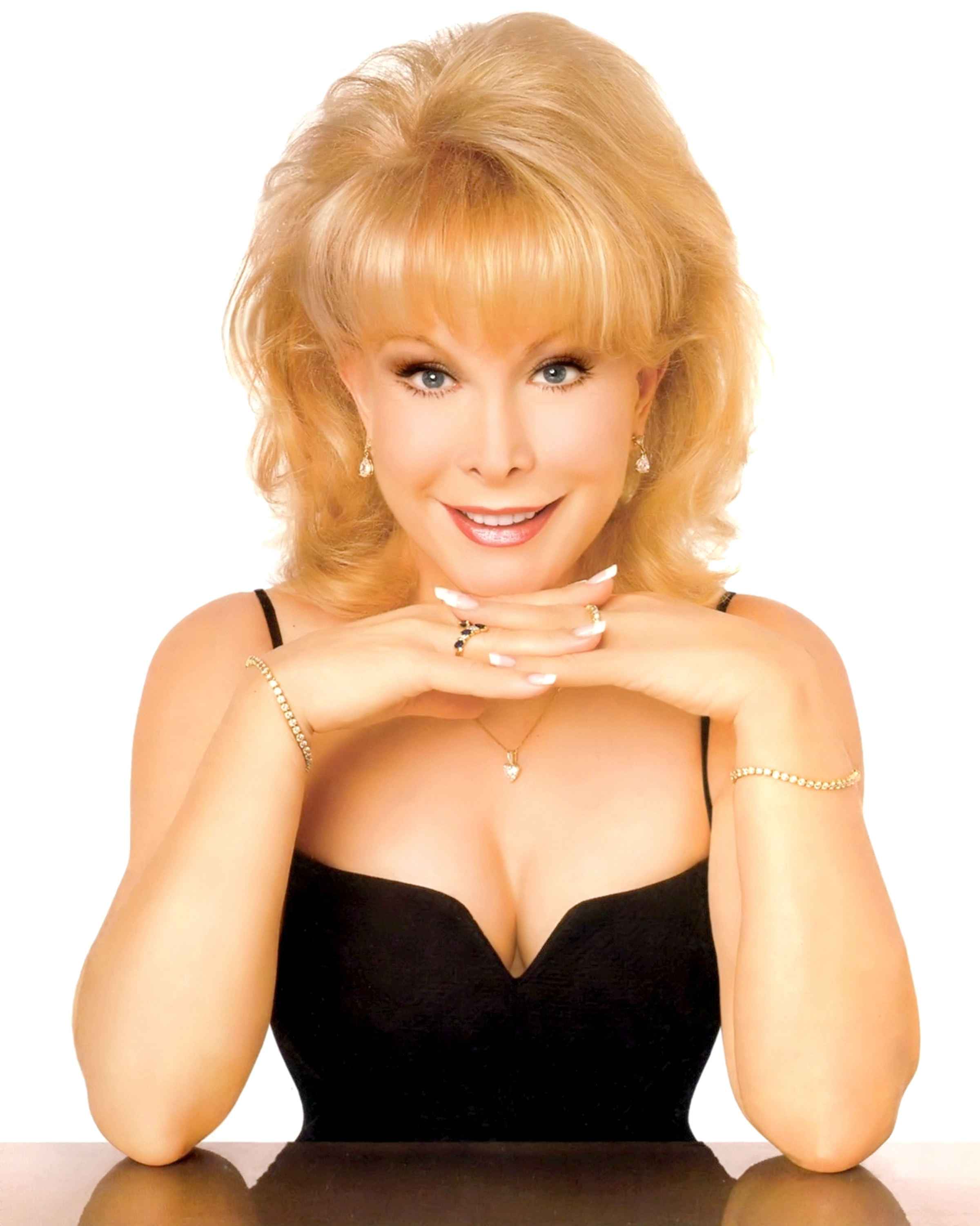 Barbara Eden Nude Photos 65